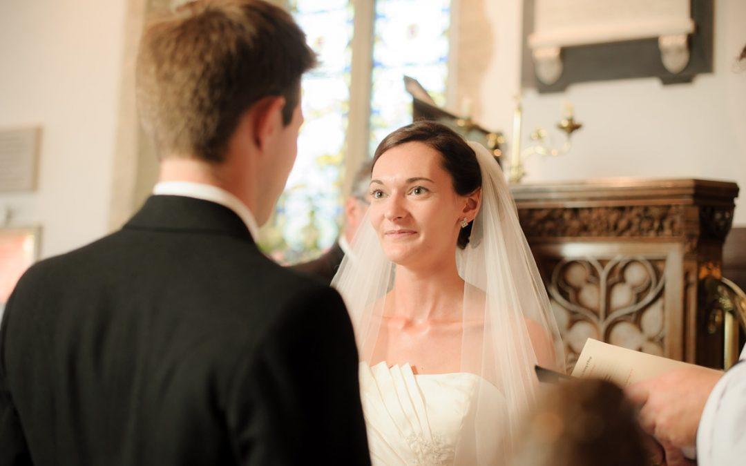 Beccy & Jamie's Martyr Worthy & Alresford Winchester Wedding