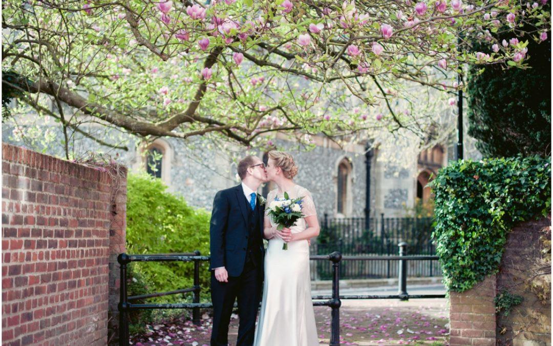 Philly & Luke's Romsey wedding photography