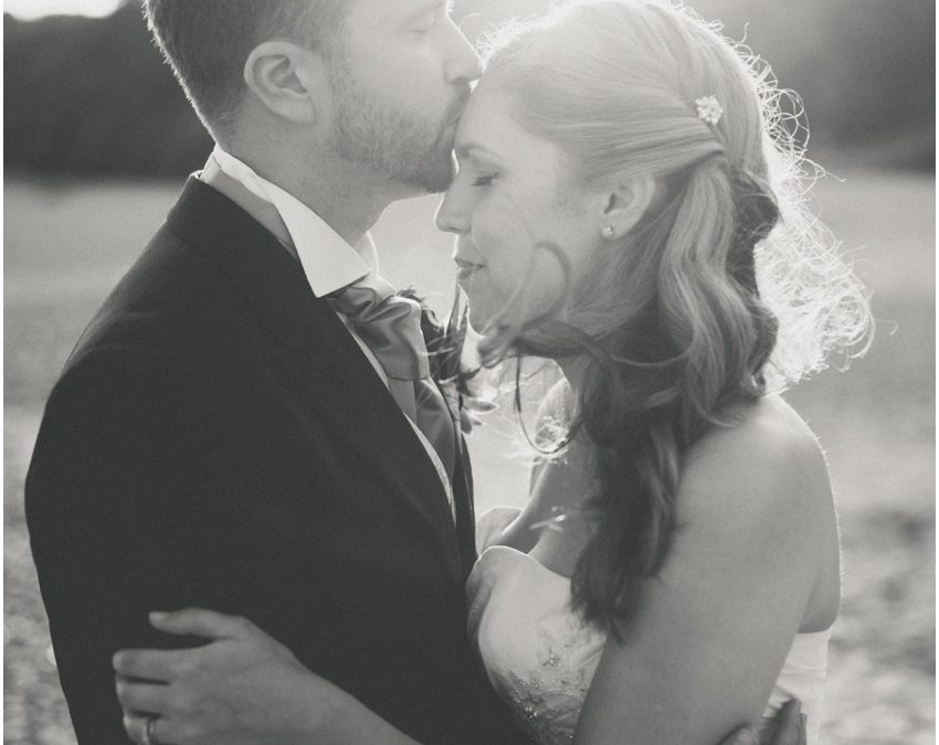 Kath & James' fantastic East Close Hotel wedding