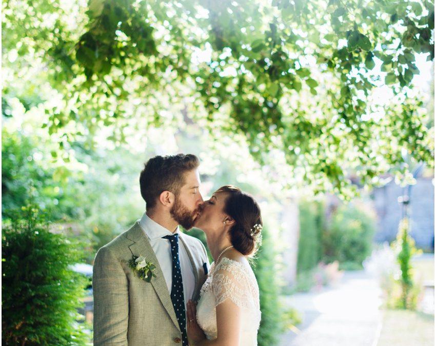 Gemma & Sean's Winchester Wedding previews!