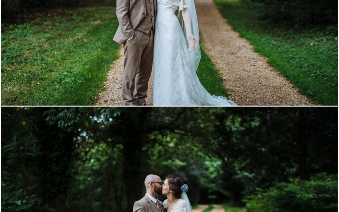 Hannah & Matt's Bradgate Manor Hampshire Wedding photography