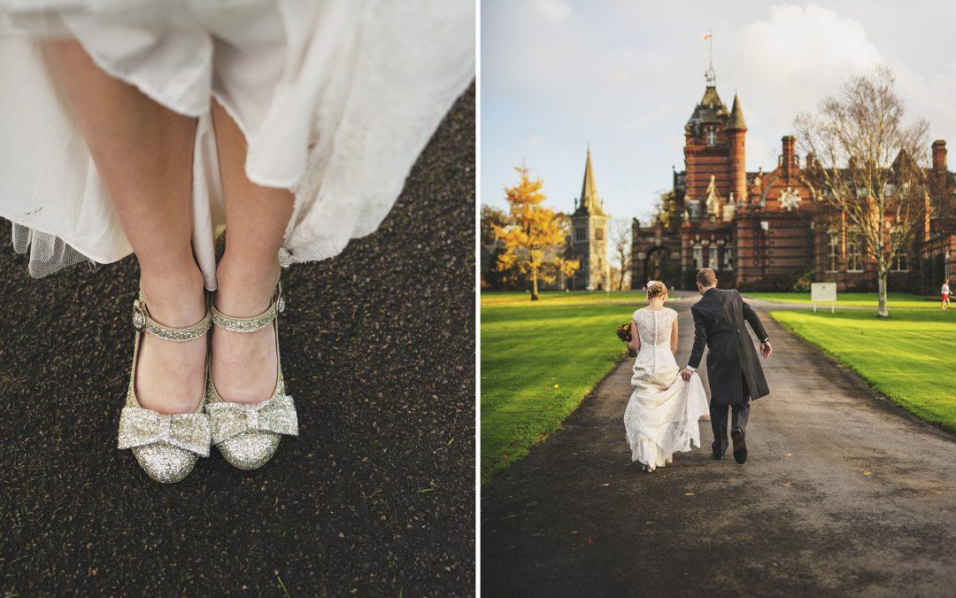Hampshire Wedding Photographer: Becky & Phil's lovely Elvetham wedding previews