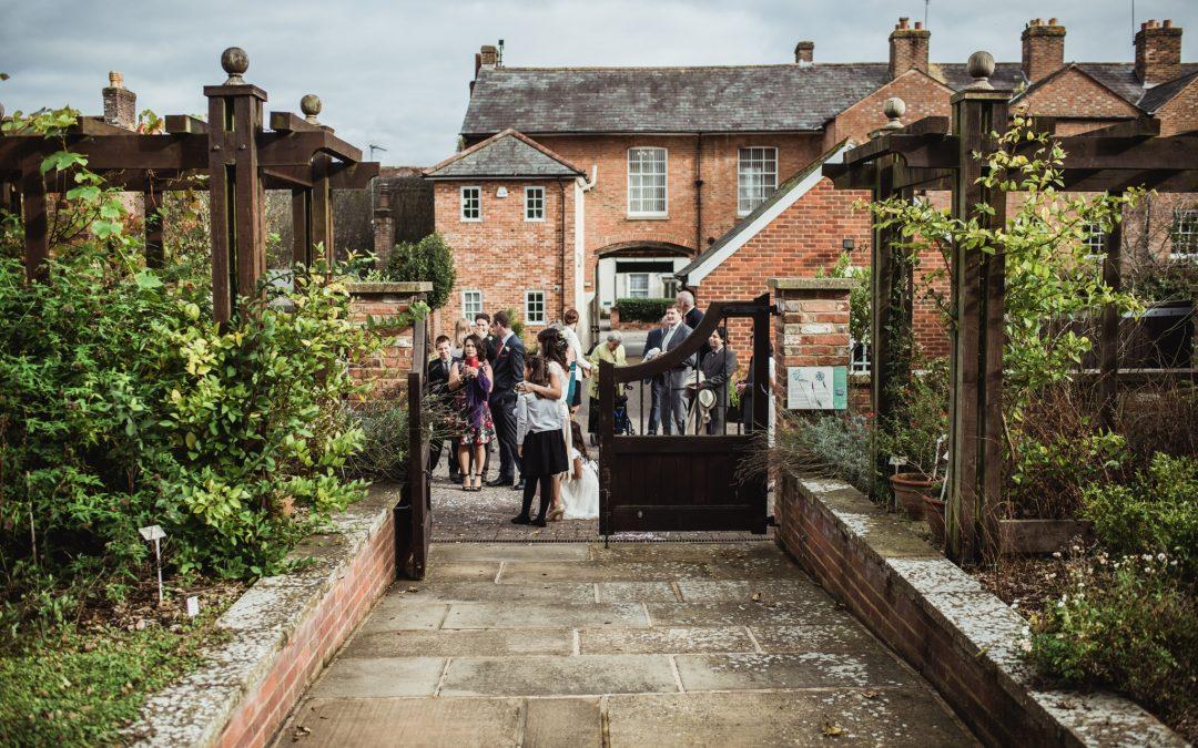 Natcha & Jon's Wimborne Wedding
