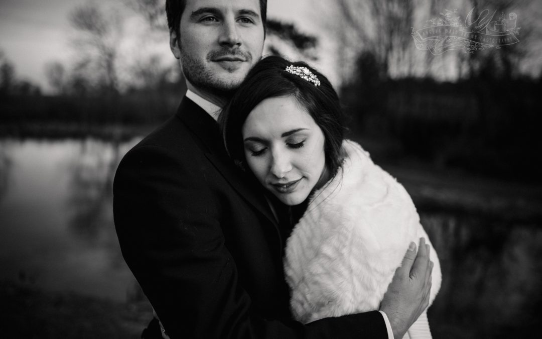 Barton House Wedding:  Jade & James' Previews