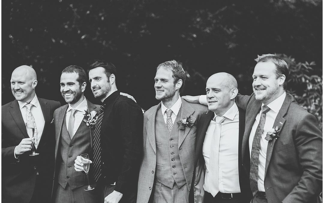 Words of wisdom for freaked-out grooms…