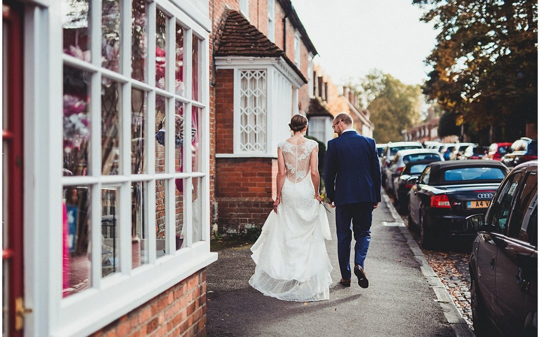 Hanna & Dan's Montagu Arms, Beaulieu wedding