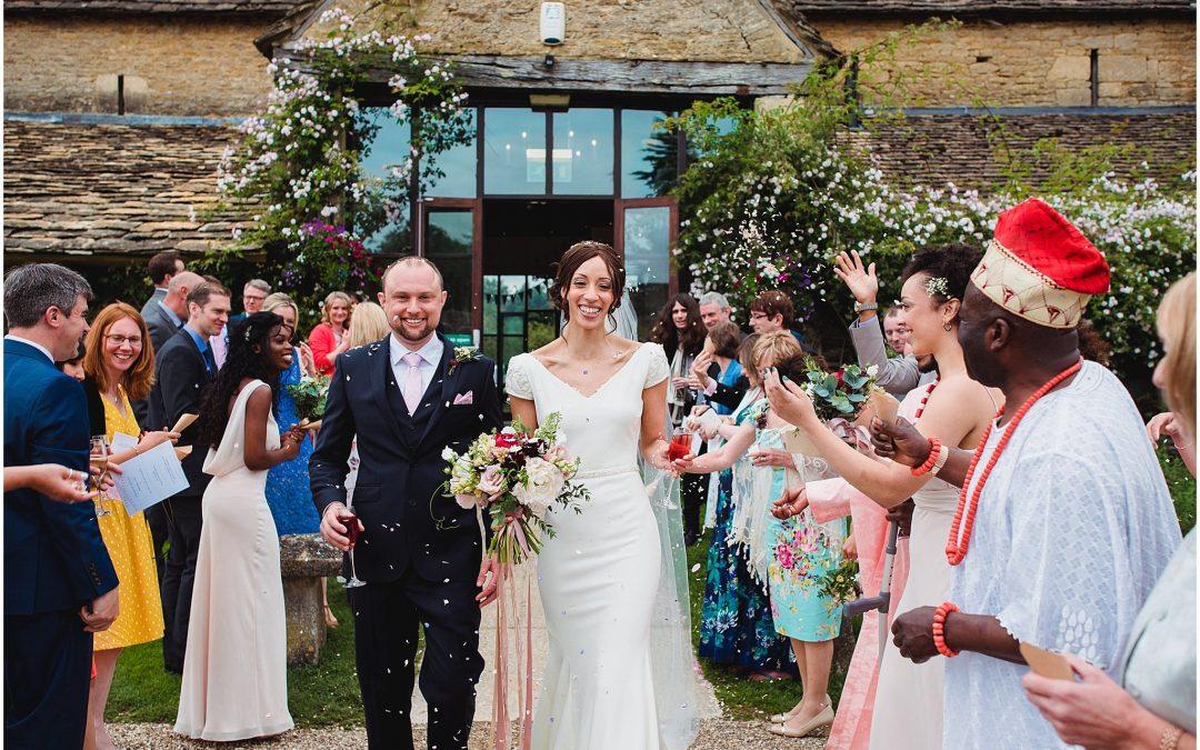 Rebecca & Dom's Great Tithe Barn wedding