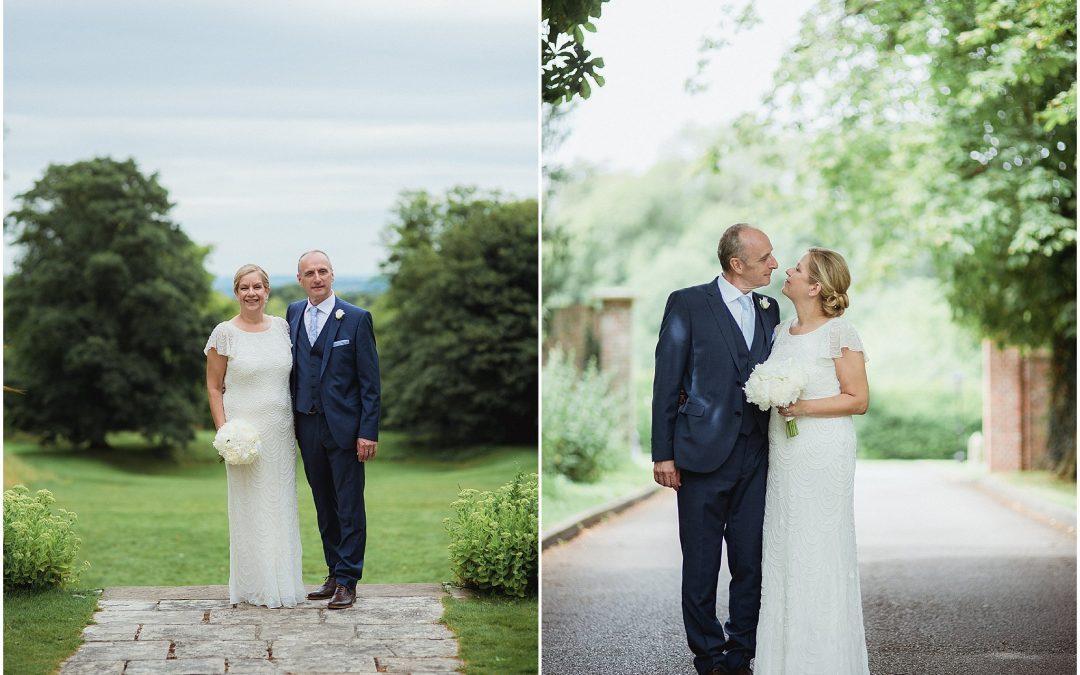 Anna & Martyn's Winchester Wedding