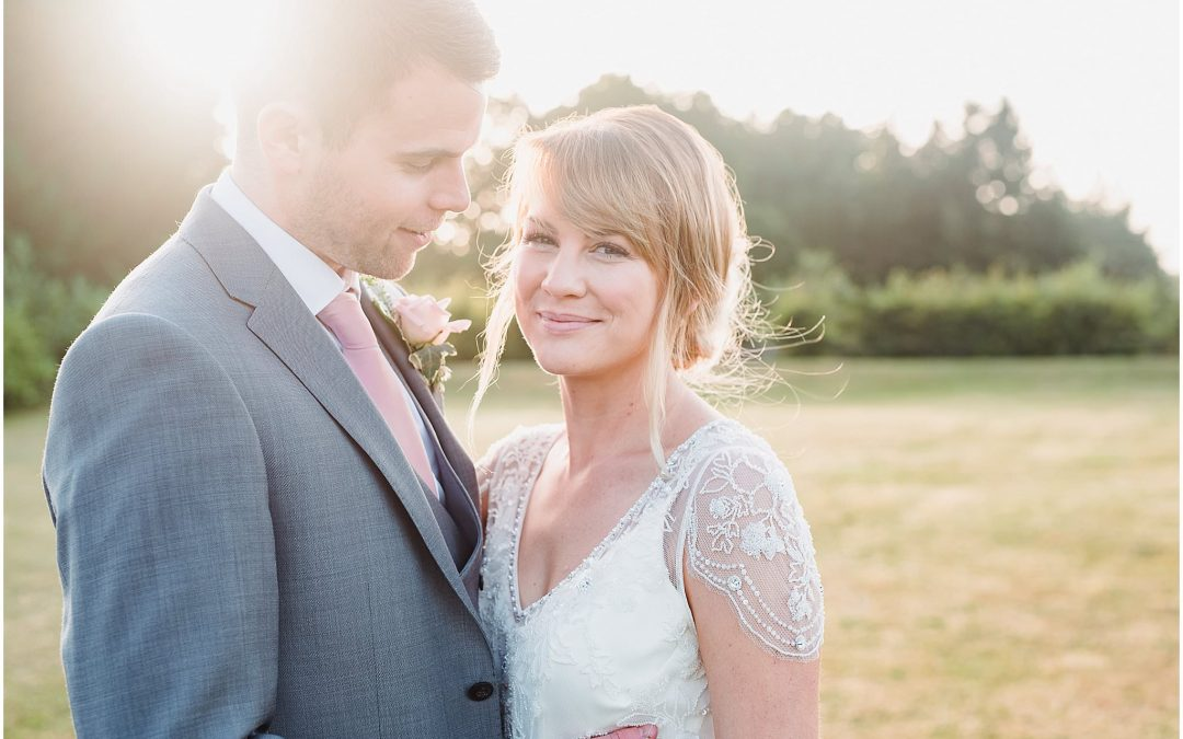 Becky & Alec's Cain Manor Wedding