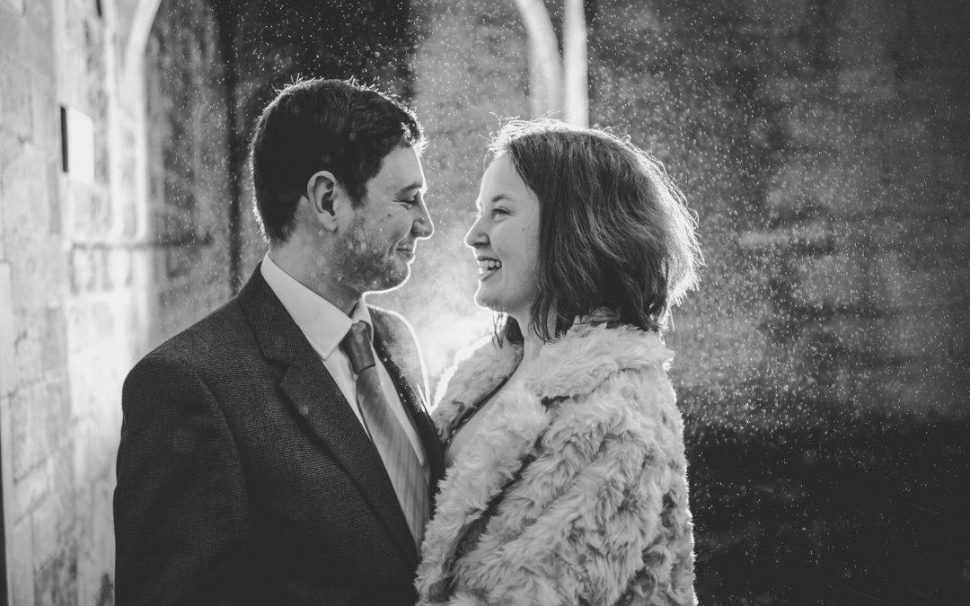 Jill & Sean's Winchester elopement