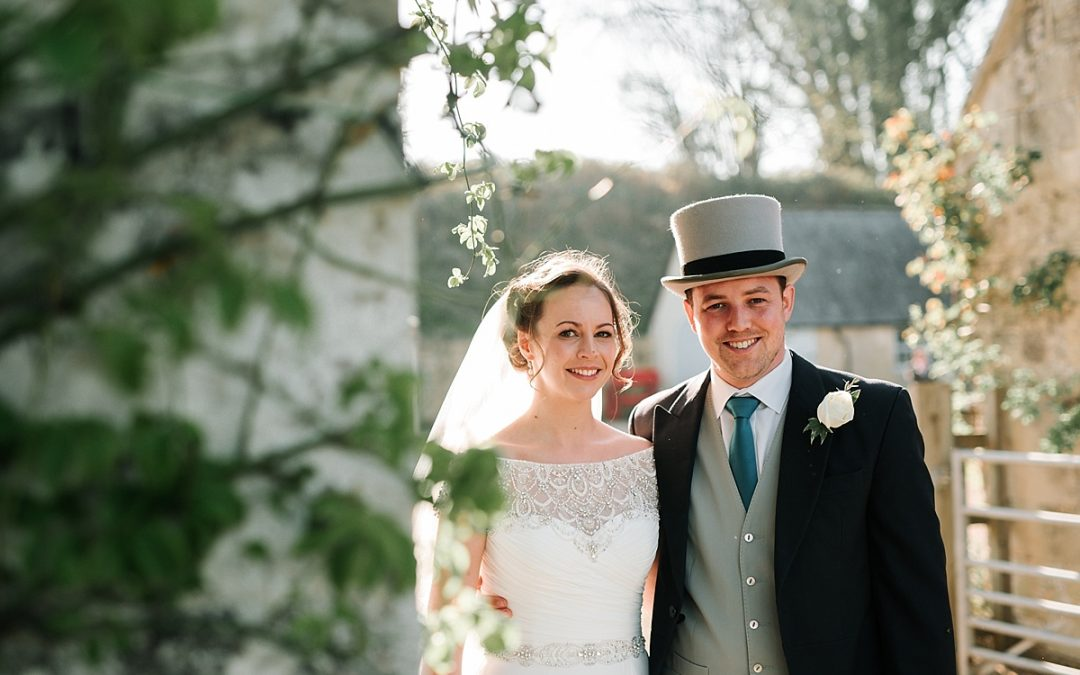 Ashley Wood Farm Wedding: Will & Charlotte