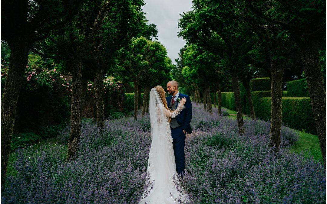 Francesca & Nige's Cothay Manor wedding