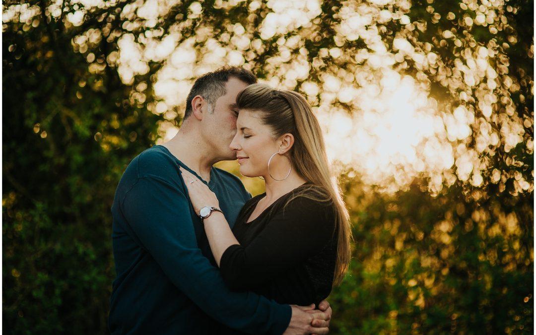 Photographers mentoring: Holly & Neil's love shoot