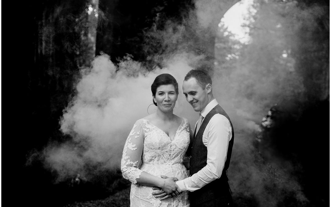 Sophie & Alex's stunning Basing House wedding