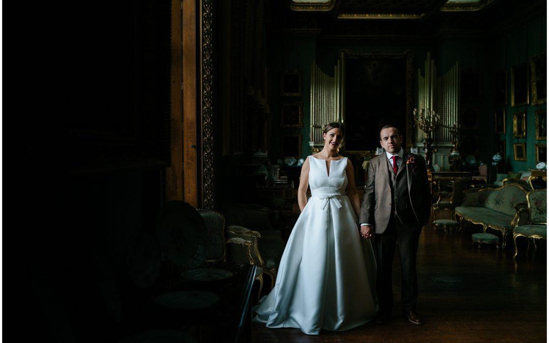 Somerley House Wedding:  Matt & Penny