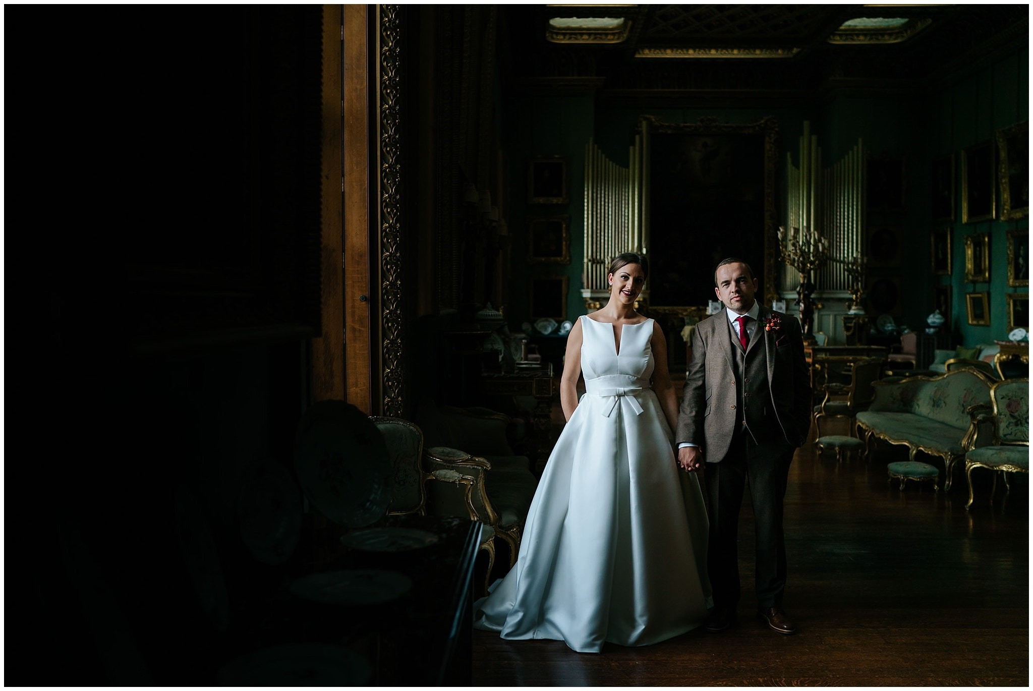 Somerley House wedding photography