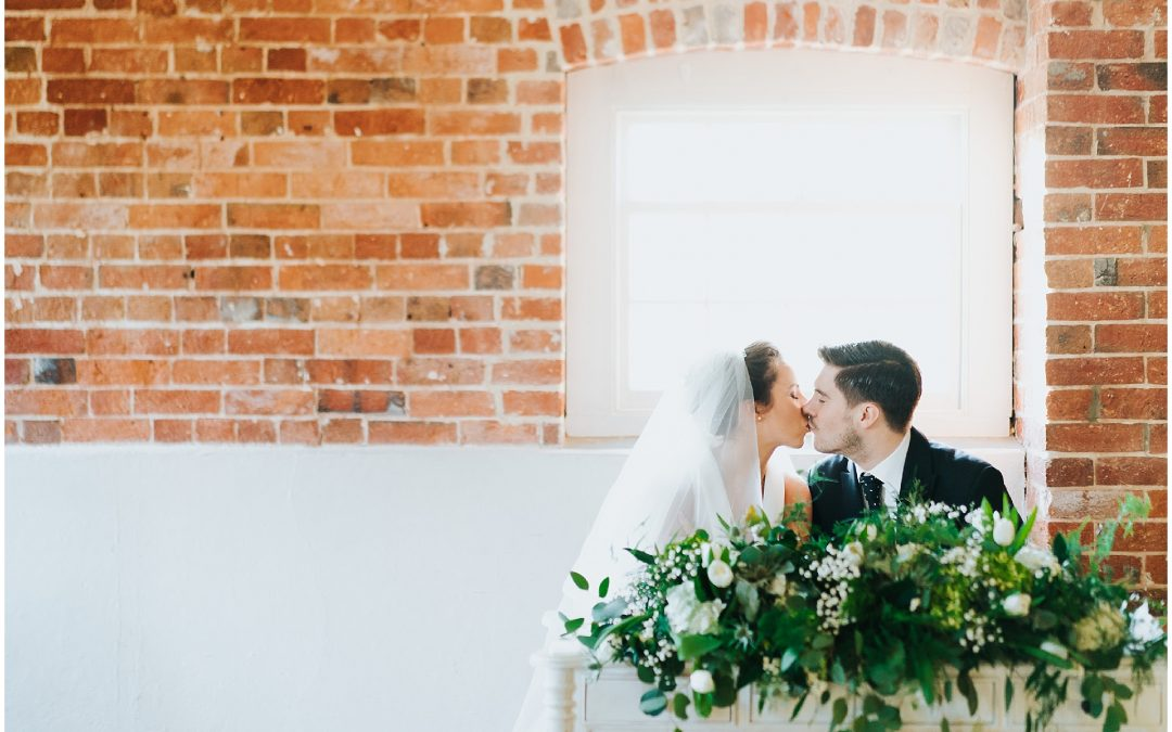 Georgie & Rich's BEAUTIFUL Sopley Mill Winter Wedding!