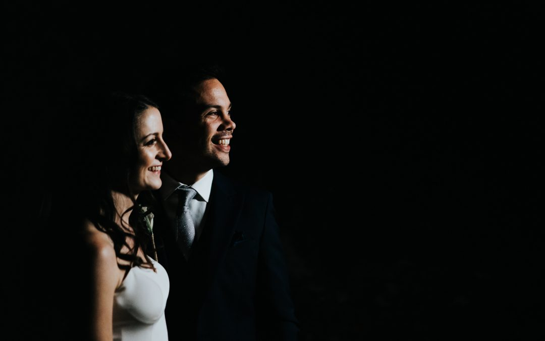 Lucy & Luke: New Years Eve Wedding PARTY TIME