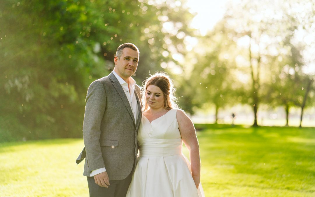 Emma & Nick's totally un-weddingy-wedding