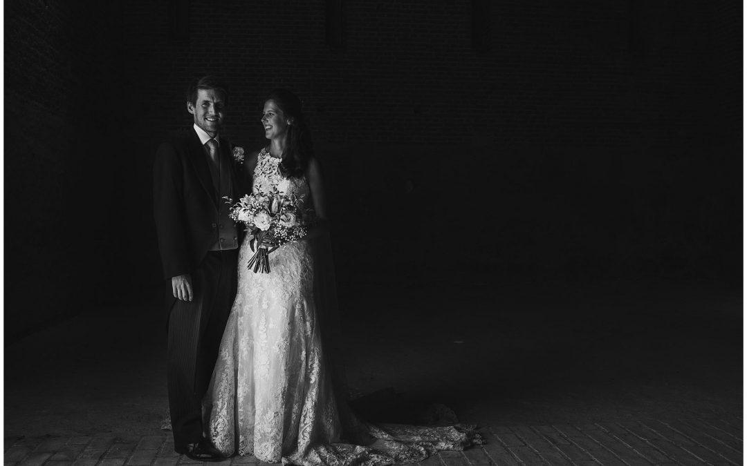 Jules & Kathryn's Basing House wedding