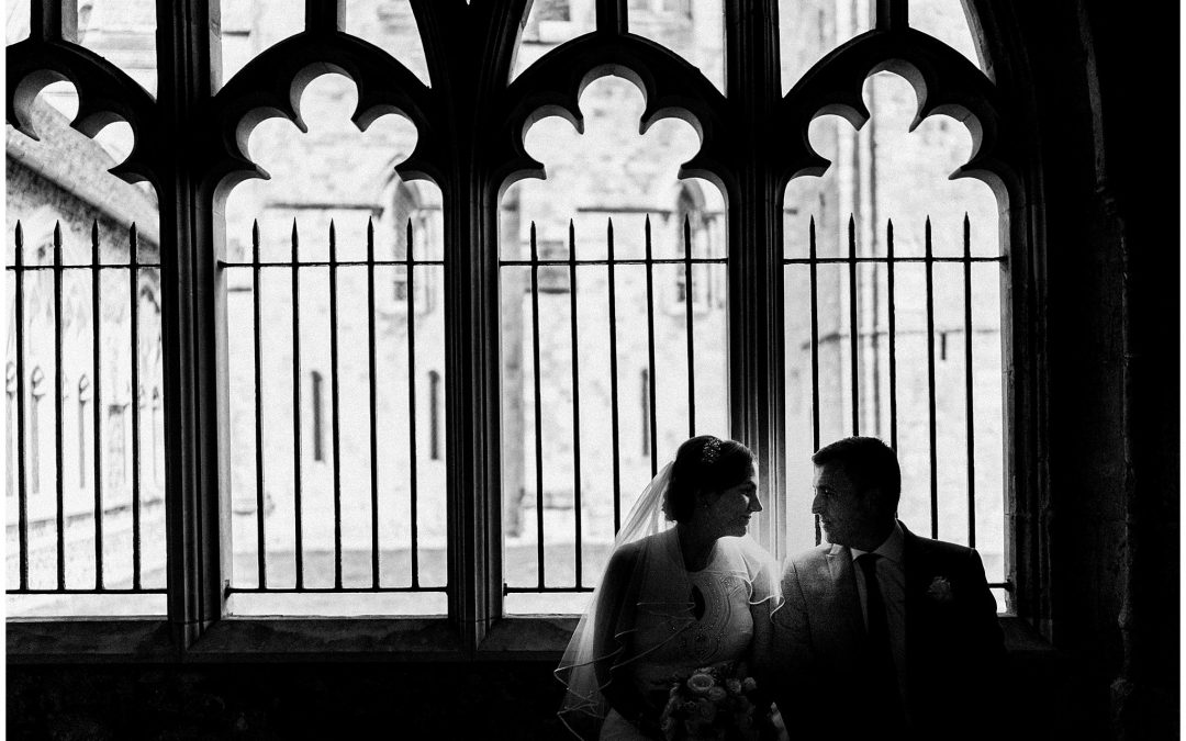 Katie & Steve's Edes House, Chichester wedding