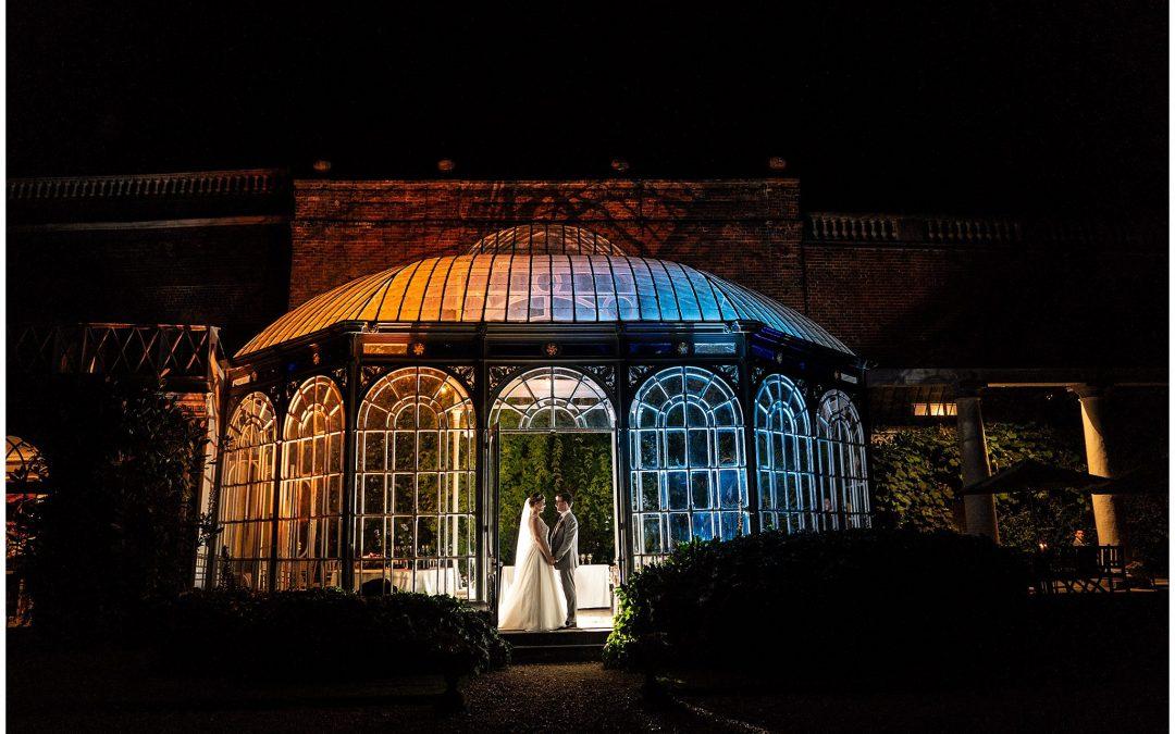 Sarah & Alex's Avington Park wedding