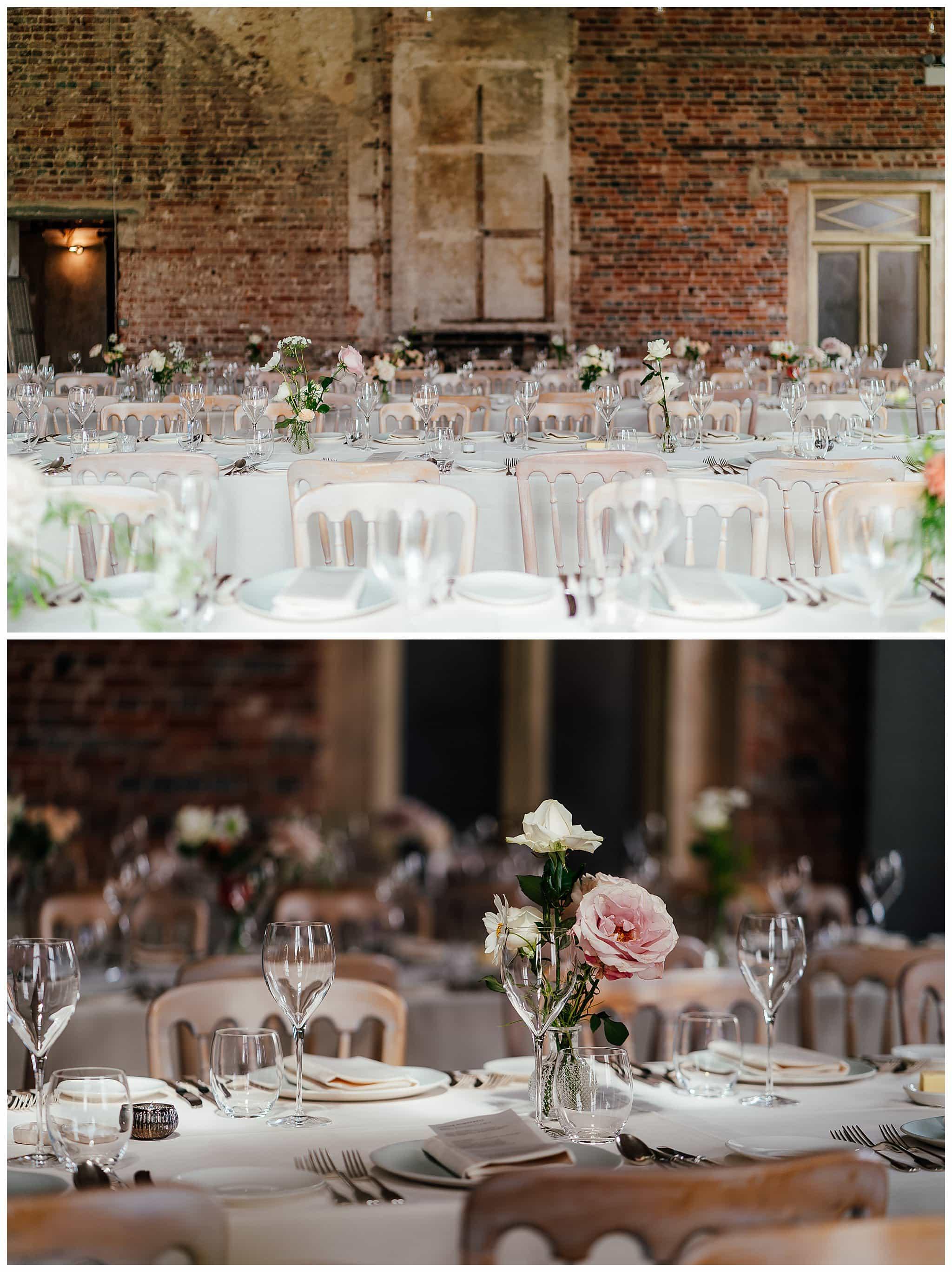 wedding at The Grange Northington