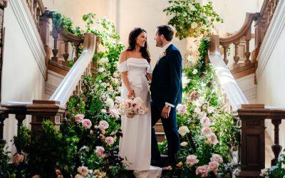 A wedding at The Grange Northington: Chris & Francesca's amazing day