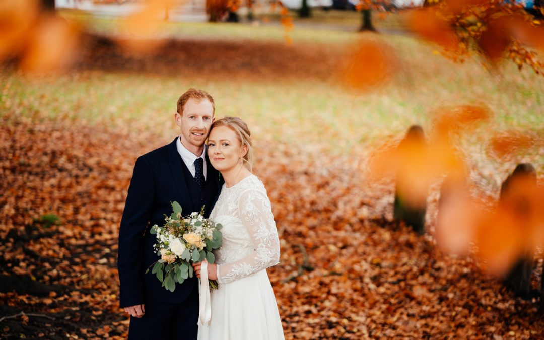 Suzy & Matt's Winchester wedding