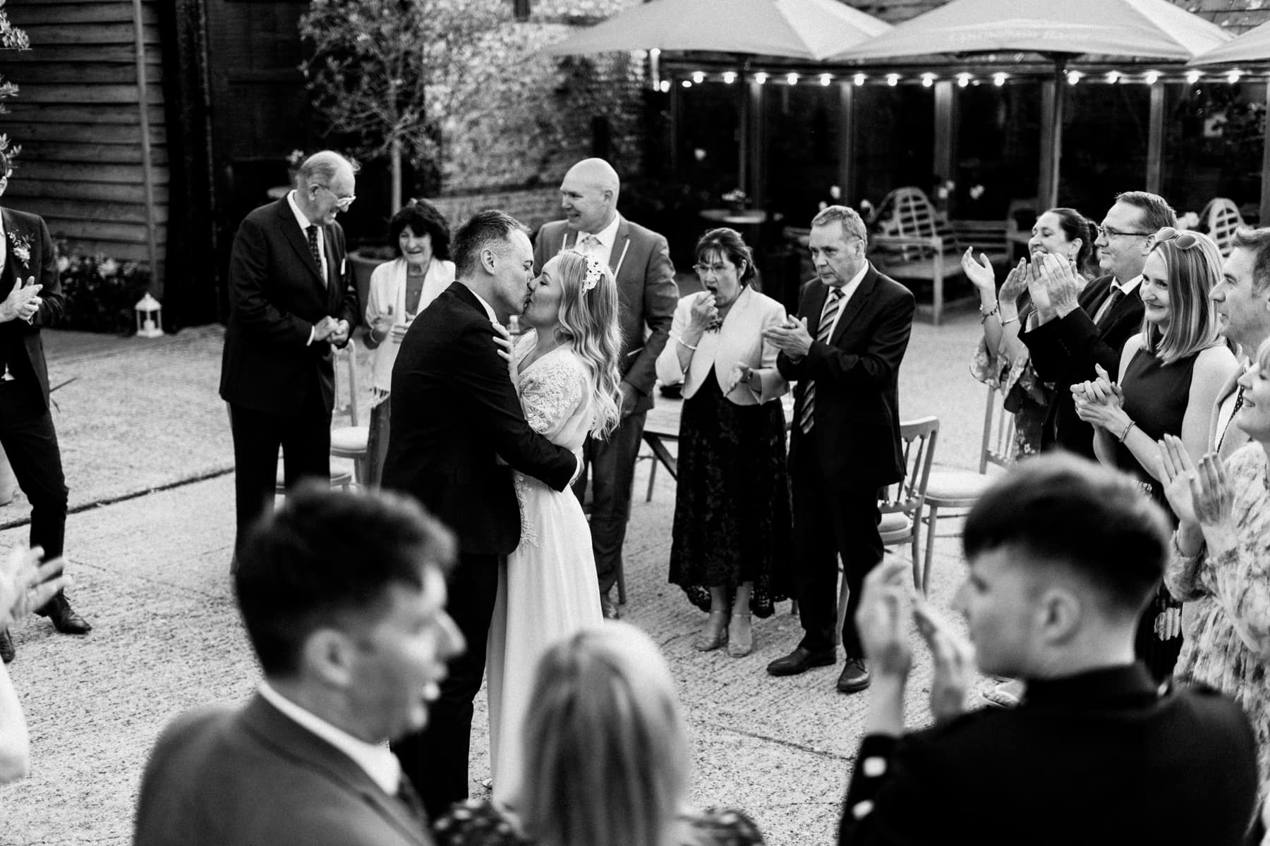 wedding at box grove priory
